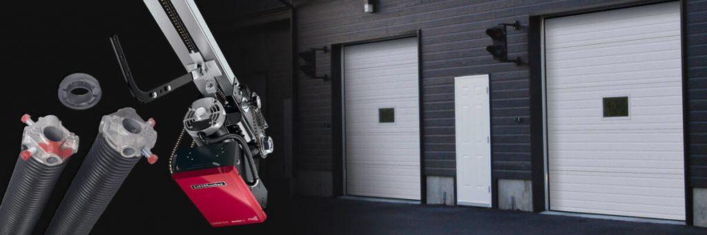Commercial Garage Door Repair Olathe
